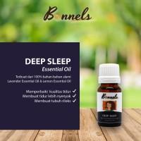 Bonnels Essential Oil Aroma Terapi Burner Humidifier Diffuser - DEEP SLEEP
