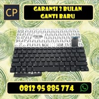 Keyboard Laptop Asus E202SA E202 E202S E205 E202M E202MA TP201SA BLACK