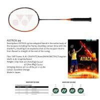 NEW ARRIVAL!!! READY STOCK Raket Bulutangkis Yonex Astrox 99 Racket