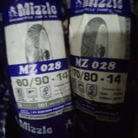 Ban Mizzle Tubetype 60/90-14+70/80-14 Mz028