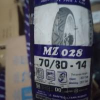 Ban Mizzle Tubetype 70/80-14 Mz028