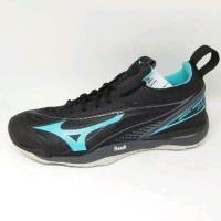 Sepatu Volly Mizuno Wave Mirage 2.1 NB Black Original sport stuff