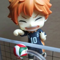 Action Figure Nendroid Anime Haikyuu New Season