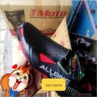 LARIS Sepatu ALLBIKE by AP Booth Berkualitas