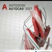 HOT SALE Autocad 2017 Support win 7.win8.win10 32dan64 bit Terjamin