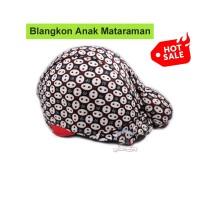 Blangkon Anak Mataraman Topi Adat Tradisional Jawa ^ baju anak