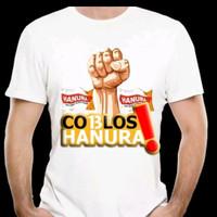 tshirt/baju/kaos hanura