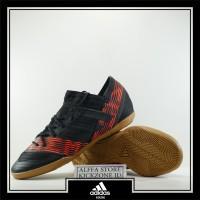Sepatu Futsal Adidas Nemeziz Tango 17.3 IN Original Black Red CP9111