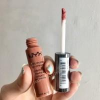 NYX soft lip matte cream ORIGINAL zurich