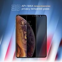 Apple iPhone XS MAX Tempered Glass - Nilkin Amazing 3D AP+ Max
