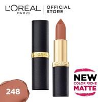 L'Oreal Lipstik Matte Color Riche Matte