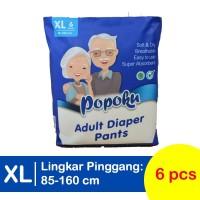 Popok Dewasa Tipe CELANA Size XL