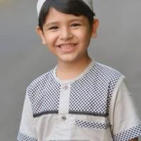 Koko Anak Rubic Junior Usia 8 9 10 11 12 Tahun / Setelan Baju Muslim A