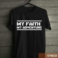 Kaos My Faith My Adventure