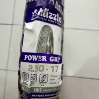 Ban Mizzle Tubetype 250-17 Power Grip - Power Tread