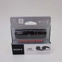 Sony Walkman MP3 NWZ-B183F Black (Built In Memory 4GB)