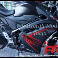 Termurah Half Fairing New Cb150R Model Ninja Fi Khusus Pengiriman Go-