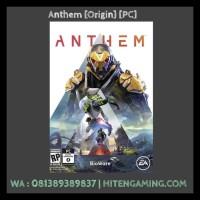 Anthem - Standar Edition Origin Pc New