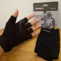 sarung tangan eiger new riding glove basic half sarung tangan motor