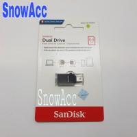New sandisk Otg Micro Usb 64GB Otg Dual Drive Usb Flash Disk Original