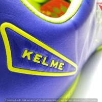 SEPATU FUTSAL - KELME STAR 9 ROYAL BLUE ORIGINAL 550111 NEW 2017