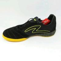 sepatu futsal specs murah metasala rival black yelow original exe