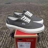 Sepatu Vans Authentic OG Ivory Grey Premium BNIB Quality