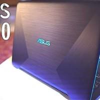 LEPTOP ASUS F570ZD RYZEN 5-2500 RAM 4GB HDD 1TB GTX1050 4GB + VEGA 8