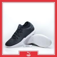 Sepatu Futsal Puma Future 19.4 IT Black White Original 105554902