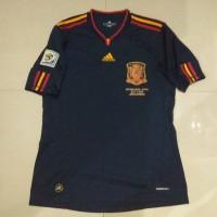 Jersey Spain / Spanyol World Cup Final 2010