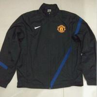 Jaket Manchester United Original / Windbreaker / Nike / MU