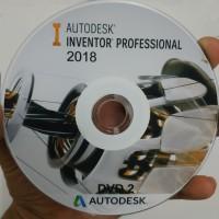 Autodesk Inventor Pro 2018 plus Tutorial Dasar sampai Mahir