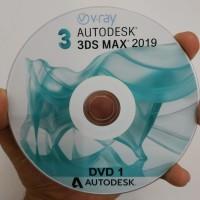 Autodesk 3ds Max 2019 & VRAY 4 plus Tutorial Dasar sampai Mahir