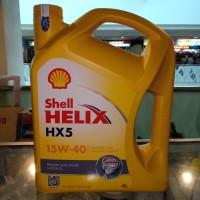 Shell helix HX 5 ( 15 - 40 )