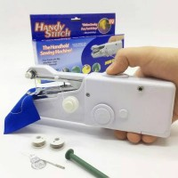 Handy Stitch, Mesin Jahit tangan Mini sewing Dengan Batrai