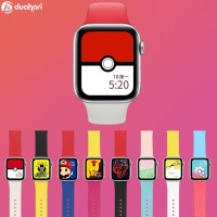 DIY COLORFUL STRAP APPLE WATCH Series 1 2 3 4 iWATCH 38 40 42 44 mm