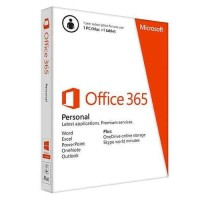 OFFICE 365 PERSONAL 32BIT/X64 1YR - Word, Excel, One Note, Outlook