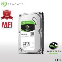 Seagate BarraCuda Hardisk / HDD Internal PC 1TB SATA III 7200RPM