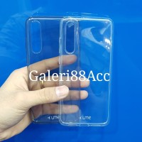 Huawei P20 Pro - Ume Tpu Jelly Soft Case Silicon Casing