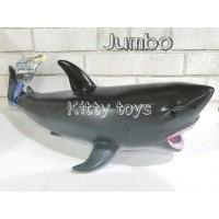 MAINAN ANAK IKAN HIU KARET VINLY MAINAN ANIMAL IKAN DOLPHIN BABY SHARK