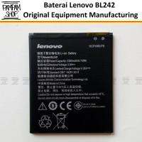 Baterai Handphone Lenovo A6000 + Plus BL242 Original | BL 242, A6000+