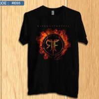 Kaos revenge the fate / shirt band distro premium re3