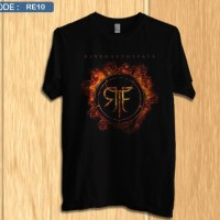 Kaos revenge the fate / shirt band distro premium re10