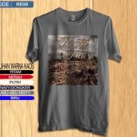 Kaos revenge the fate / shirt band distro premium re8
