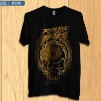 Kaos revenge the fate / shirt band distro premium re6