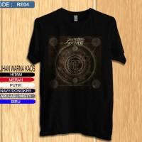 Kaos revenge the fate / shirt band distro premium re4