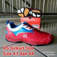 Sepatu Badminton RS Sirkuit 568 last stok