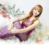 Baju Renang Putri Duyung Mermaid Tail Dewasa XXL sehat bugar