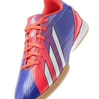 sepatu futsal adidas F10 MESSI IN exercise