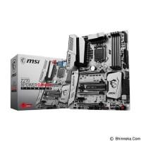 MSI Motherboard Socket LGA1151 Z270 Xpower Gaming Titanium